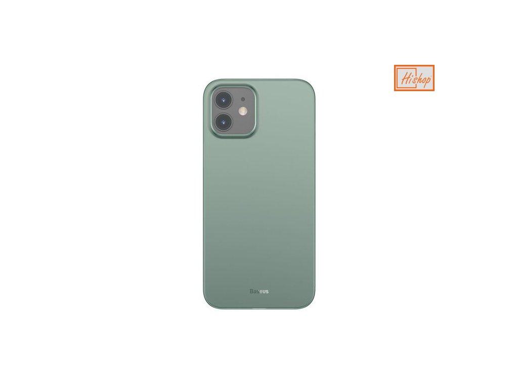 eng pm Baseus Wing Case Ultrathin case iPhone 12 mini Green WIAPIPH54N 06 64042 1