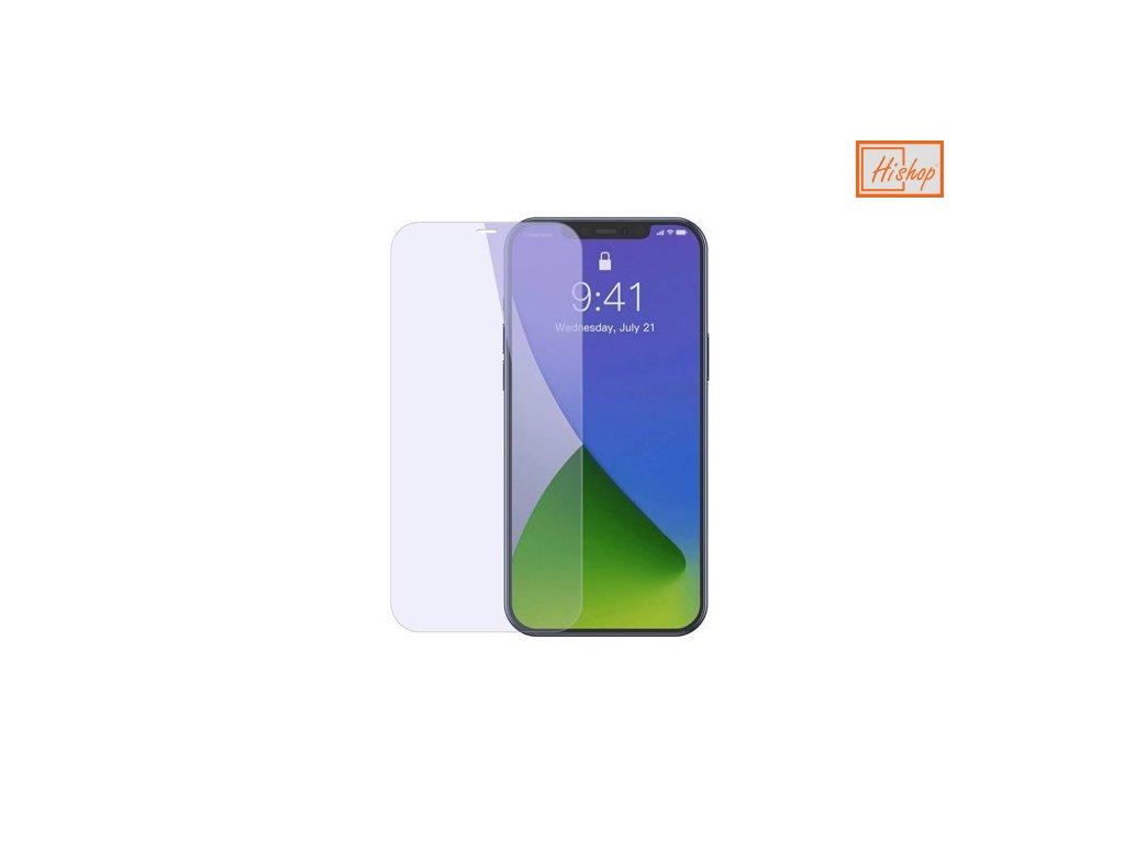 eng pm Baseus 2x 0 3 mm Anti Blue Light tempered glass iPhone 12 mini Transparent SGAPIPH54N LF02 64111 1