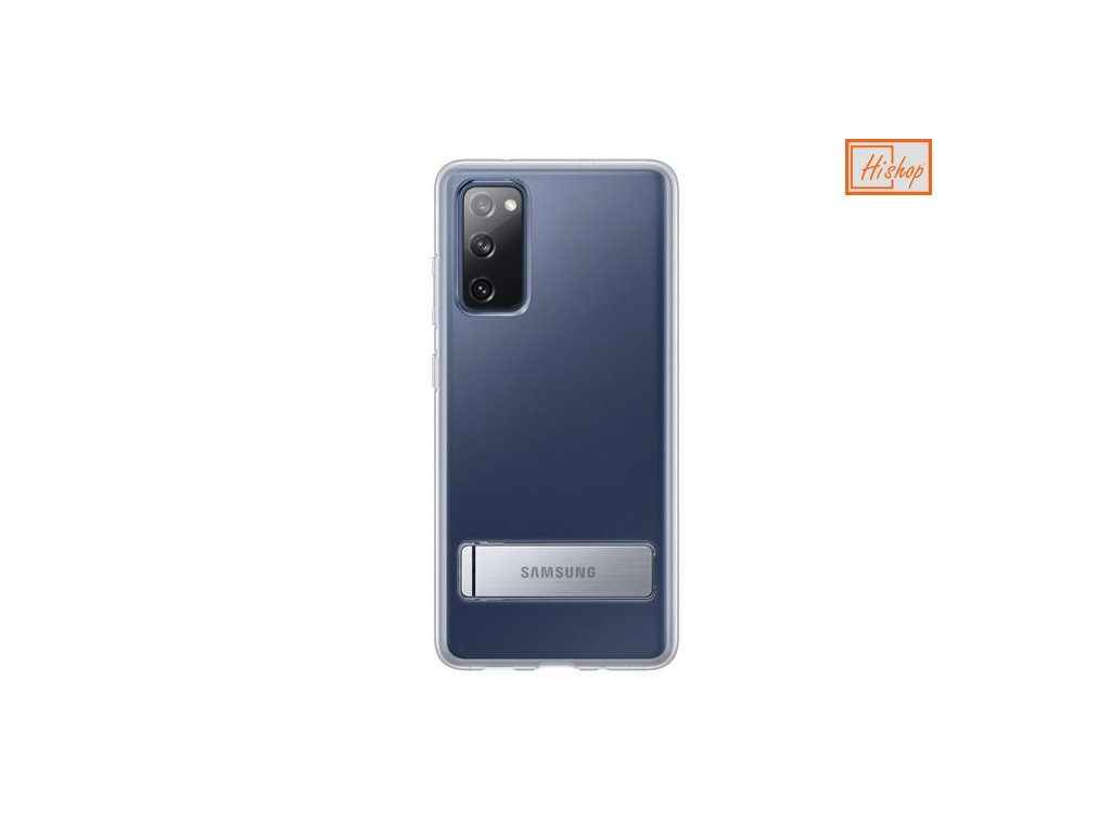eng pm Samsung Clear Standing Cover Transparent Case with kickstand for Samsung Galaxy S20 FE 5G transparent EF JG780CTEGEU 64367 1