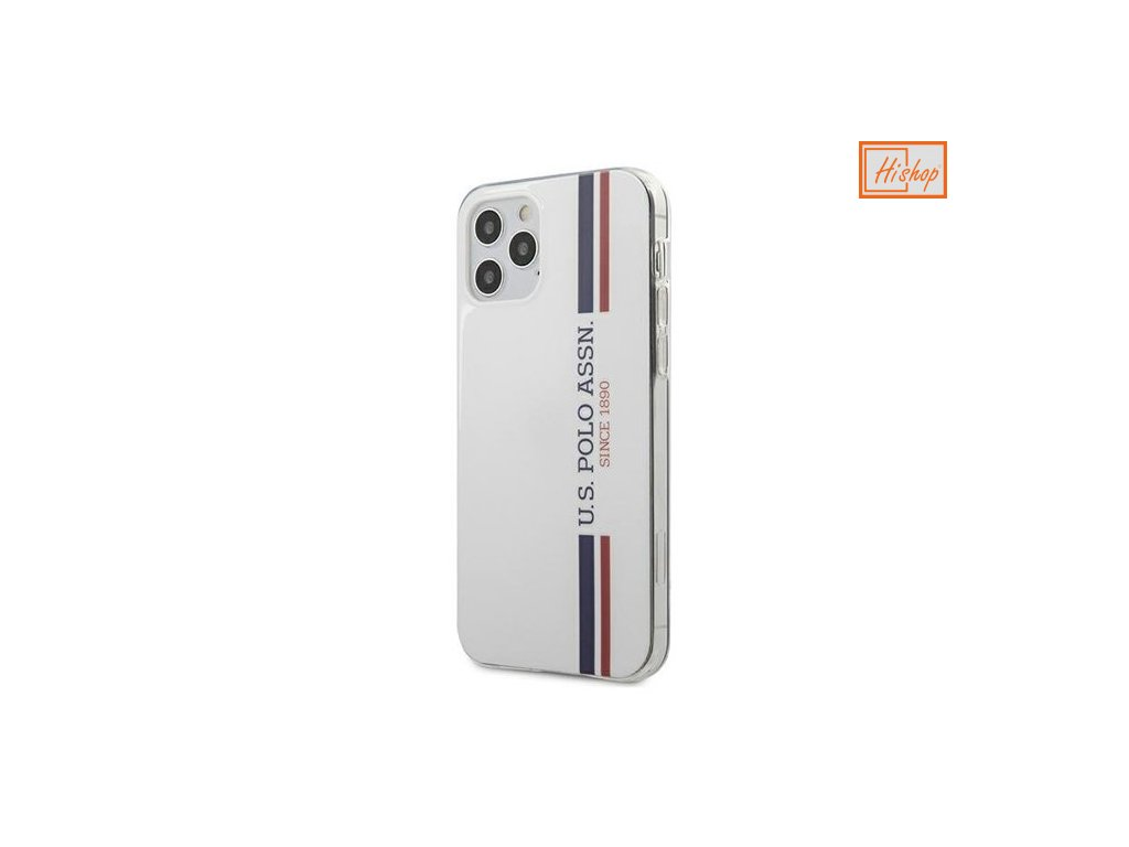 eng pm US Polo USHCP12MPCUSSWH iPhone 12 Pro iPhone 12 bialy white Tricolor Collection 64588 1