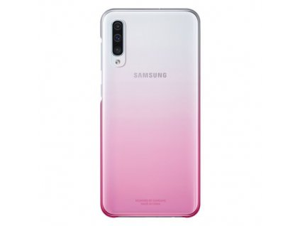 eng pm SAMSUNG Gradation Cover Galaxy A50 Pink 66084 1