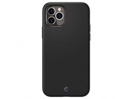 pol pm Spigen Cyrill Silicone iPhone 12 Pro iPhone 12 Black 64711 1