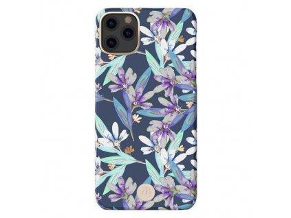 pol pm Kingxbar Blossom etui ozdobione oryginalnymi Krysztalami Swarovskiego iPhone 11 Pro wielokolorowy Tulip 62175 1