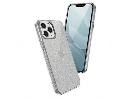 eng pm UNIQ LifePro Tinsel protective case for iPhone 12 Pro iPhone 12 transparent 64782 1