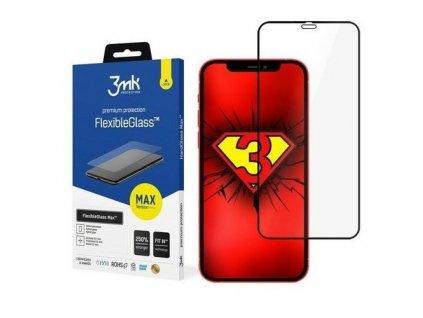 eng pm 3MK FlexibleGlass Max iPhone 12 Pro Max 6 7 czarny black 65189 1