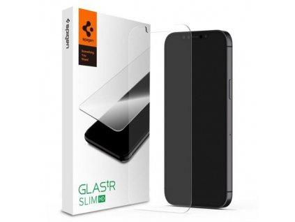 eng pm Szklo Hartowane Spigen Glass Tr Slim Iphone 12 Mini 64753 1