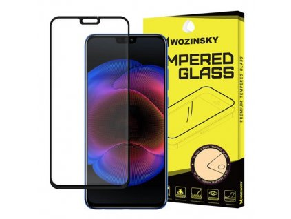 eng pm Wozinsky Tempered Glass Full Glue Super Tough Screen Protector Full Coveraged with Frame Case Friendly for Huawei Honor 8X black 45065 5