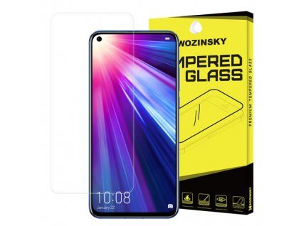 eng pm Wozinsky Tempered Glass 9H Screen Protector for Huawei Honor V20 49678 1