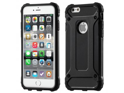 eng pm Hybrid Armor Case Tough Rugged Cover for iPhone 11 black 51886 1