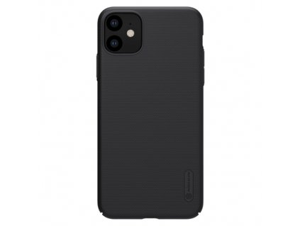 eng pm Nillkin Super Frosted Shield Case kickstand for iPhone 11 black 54293 1