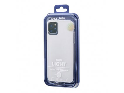 eng pm Remax Light Case Gel TPU Cover for iPhone 11 transparent 54775 1