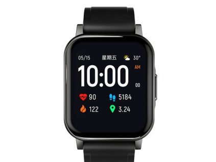 eng pm Smartwatch Haylou LS02 Bluetooth V5 0 black 18646 1