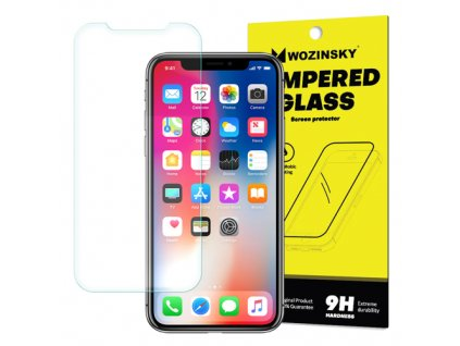 eng pm Wozinsky Tempered Glass 9H Screen Protector for iPhone 11 Pro iPhone XS iPhone X packaging envelope 40673 1