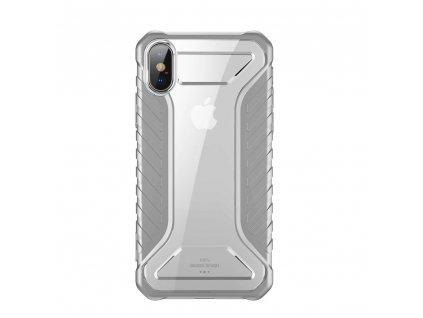 pol pl Baseus Michelin etui pokrowiec do iPhone XS iPhone X szary WIAPIPH58 MK0G 57037 1
