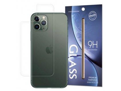 pol pm Back Tempered Glass szklo hartowane 9H na tyl obudowe iPhone 11 Pro Max opakowanie koperta 55286 1