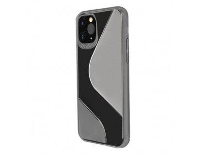 pol pm S Case elastyczne etui pokrowiec Samsung Galaxy A71 czarny 62777 1