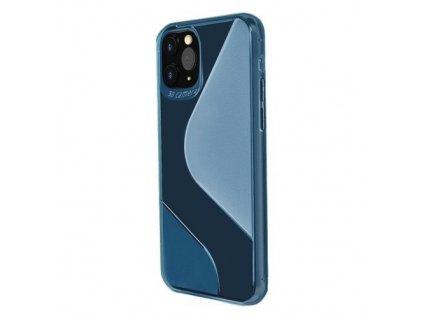 pol pm S Case elastyczne etui pokrowiec Samsung Galaxy A51 niebieski 62773 1