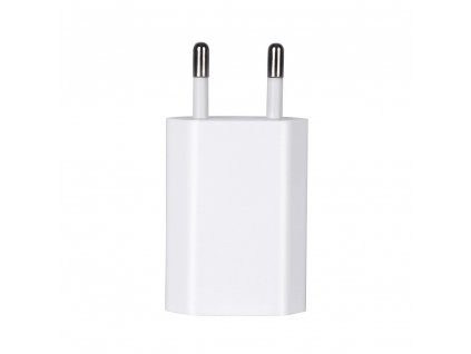 eng pl Travel Charger Adapter Wall Charger USB 5V 1A white 45460 1