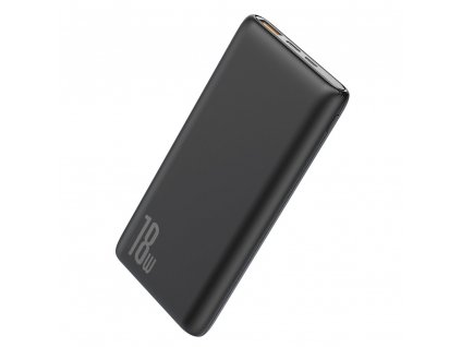 eng pl Baseus Bipow power bank 10000mAh 2x USB 1x USB Typ C Power Delivery 18W Quick Charge 3 0 black PPDML 01 56051 1