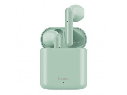eng pm Baseus TWS Encok W09 mini wireless earphone Bluetooth 5 0 TWS Green NGW09 06 56060 2
