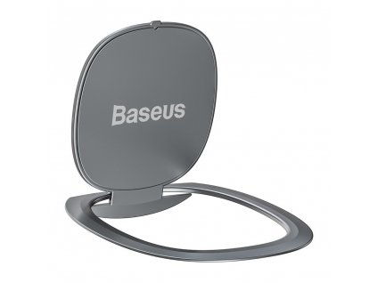 eng pl Baseus ultrathin self adhesive ring holder kickstand silver SUYB 0S 60572 4