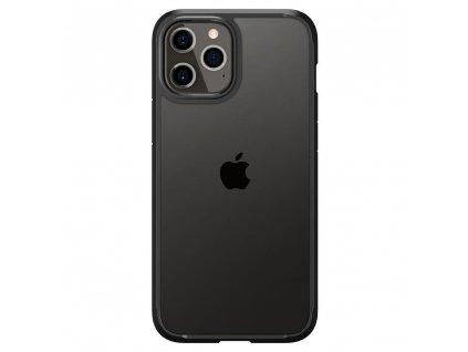eng pl Spigen Ultra Hybrid Iphone 12 Pro Max Matte Black 64019 1