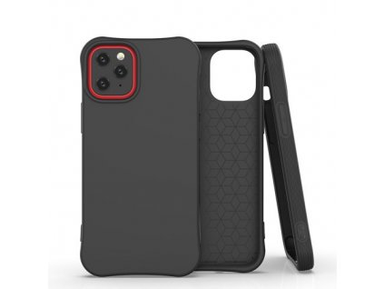 eng pm Soft Color Case flexible gel case for iPhone 12 mini black 63342 1