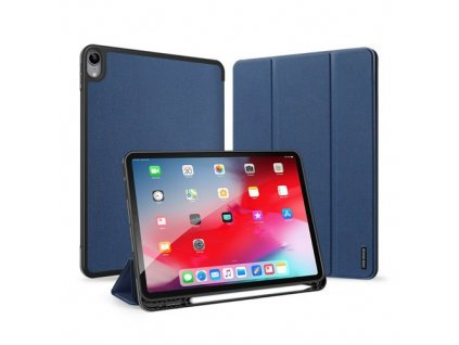 eng pm DUX DUCIS Domo Tablet Cover with Multi angle Stand and Smart Sleep Function for iPad Air 2020 blue no Smart Sleep function 63766 1