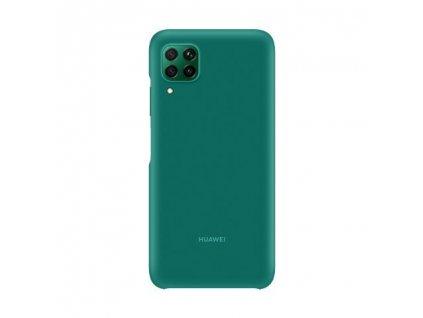 pol pm Huawei Protective Case PC etui pokrowiec Huawei P40 Lite Nova 7i Nova 6 SE zielony 61377 1