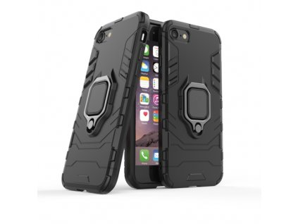 eng pm Ring Armor Case Kickstand Tough Rugged Cover for iPhone SE 2020 iPhone 8 iPhone 7 black 63819 1