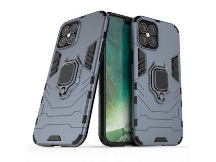 eng pm Ring Armor Case Kickstand Tough Rugged Cover for iPhone 12 Pro Max blue 63827 1