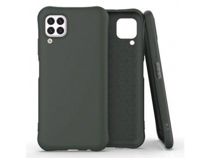 pol pm Soft Color Case elastyczne zelowe etui do Huawei P40 Lite Nova 7i Nova 6 SE ciemnozielony 61435 1
