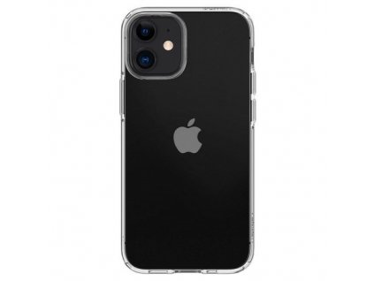 eng pm Spigen Liquid Crystal Iphone 12 Mini Crystal Clear 64010 1