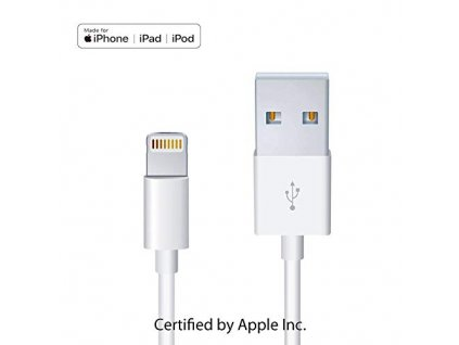 USB Cable for iPhone 6, 6s, 6plus, 5, 5c, 7s, SE, iPad, iPod
