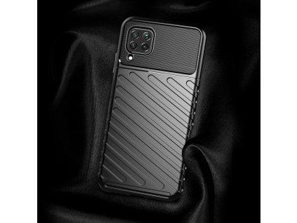 pol pl Thunder Case elastyczne pancerne etui pokrowiec Huawei P40 Lite zielony 60624 14