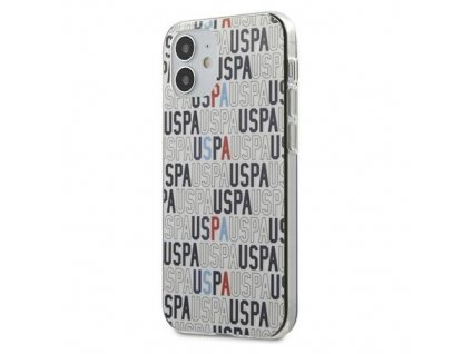 eng pm US Polo USHCP12SPCUSPA6 iPhone 12 mini bialy white Logo Mania Collection 64594 1
