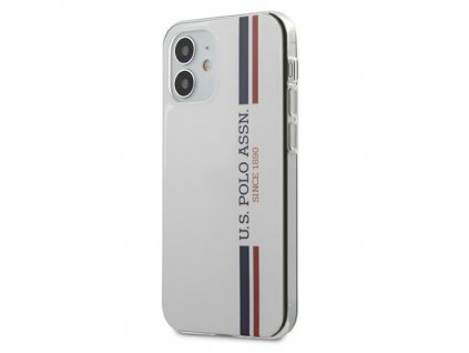 eng pm US Polo USHCP12SPCUSSWH iPhone 12 mini bialy white Tricolor Collection 64595 1