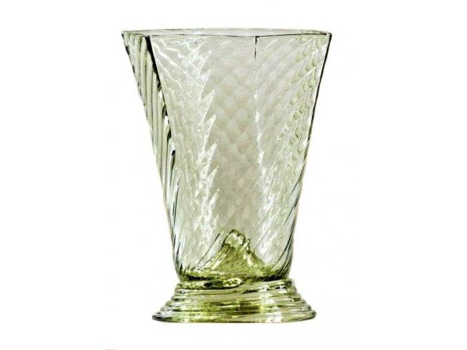 sklenice optišovaná