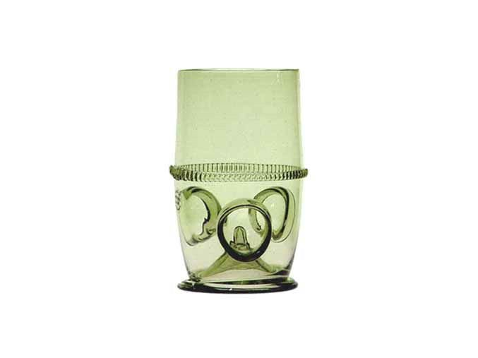 Daumenglas lesní sklo