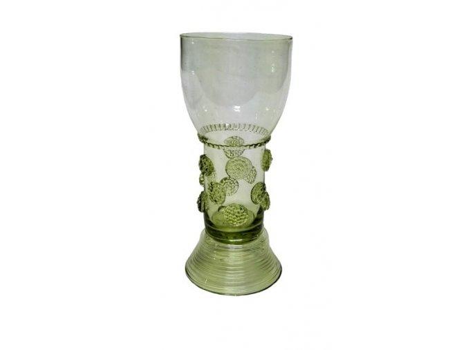Romere zelené sklo