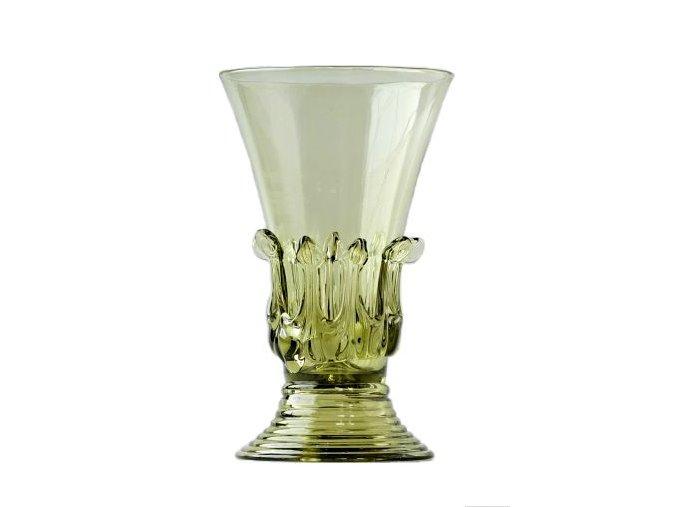 pohárová číše s korunkou