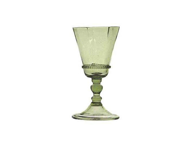 sklenice starožitná na víno