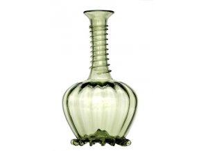 goticka lahev z lesního skla