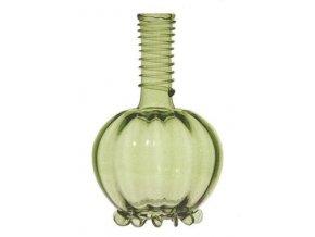 láhve z lesního skla z Čech