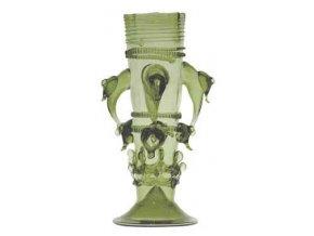 pohár z lesního skla