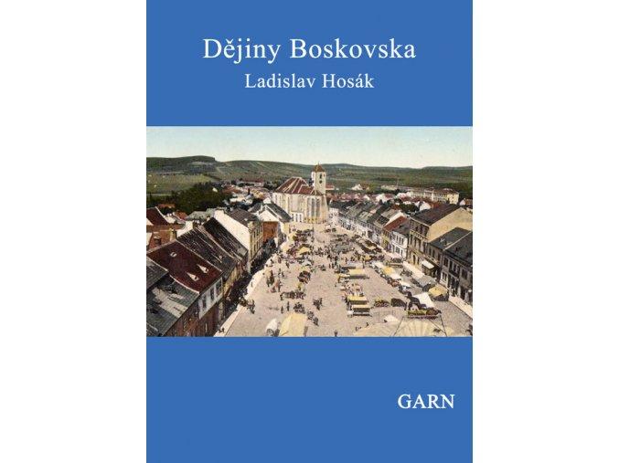 Dejiny Boskovska