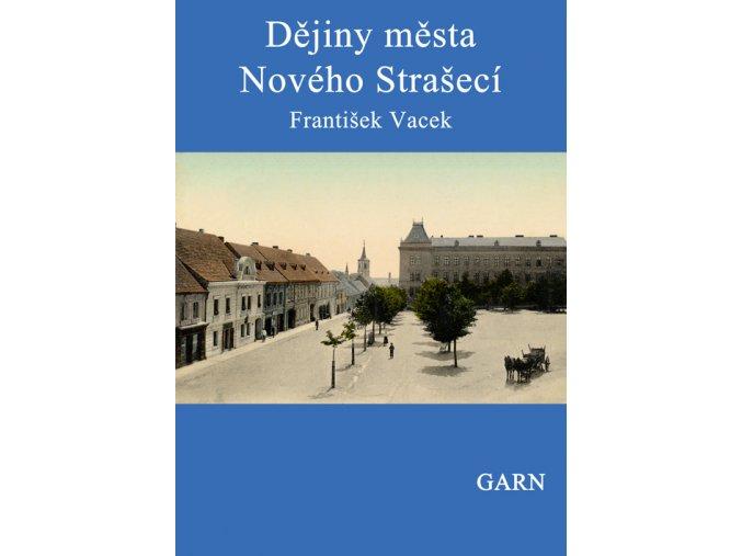 Dejiny mesta Noveho Straseci