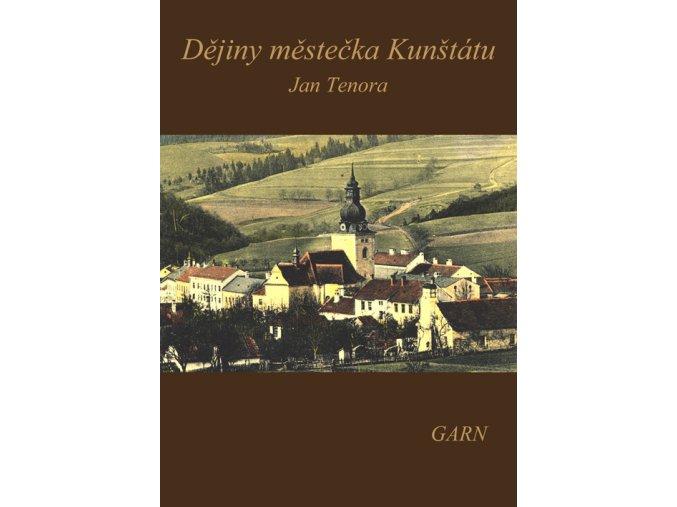 Dějiny městečka Kunštátu
