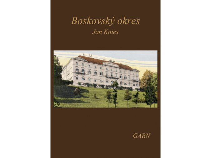 Boskovský okres