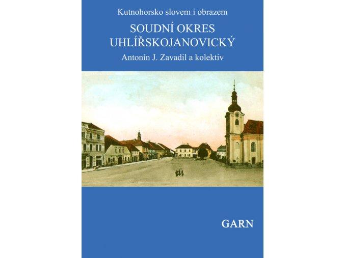 Okres Uhlirskojanovicky Kutnohorsko